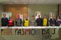 "Stand zum Film ""The True Cost"" (Fair Fashion Days in Trier)"